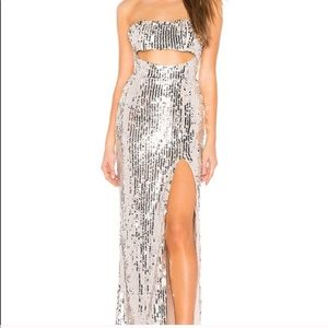 Stunning nye gown